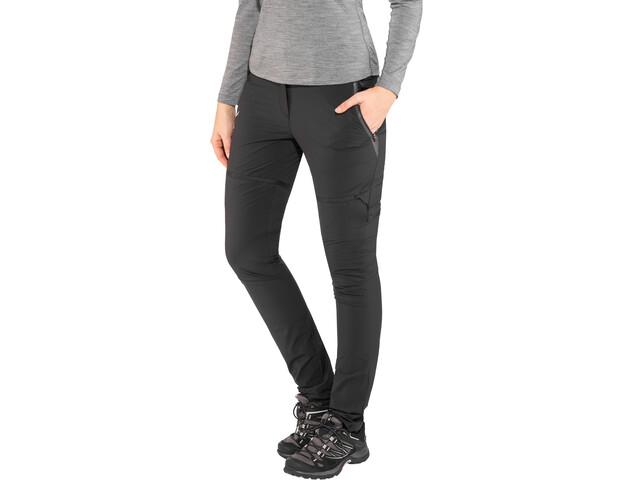 SALEWA Pedroc DST Pantalones 2/1 Mujer, black out